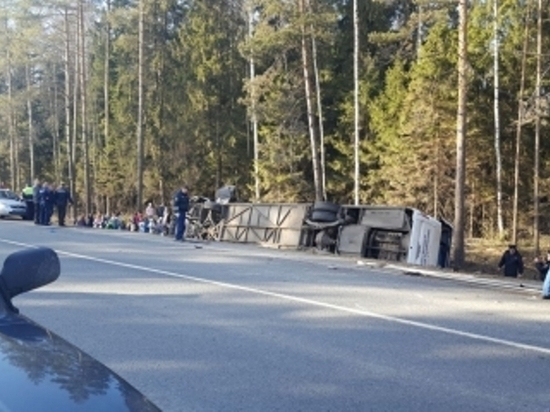 ДТП в Подмосковье с участием тверского автобуса мог спровоцировать ярославский водитель