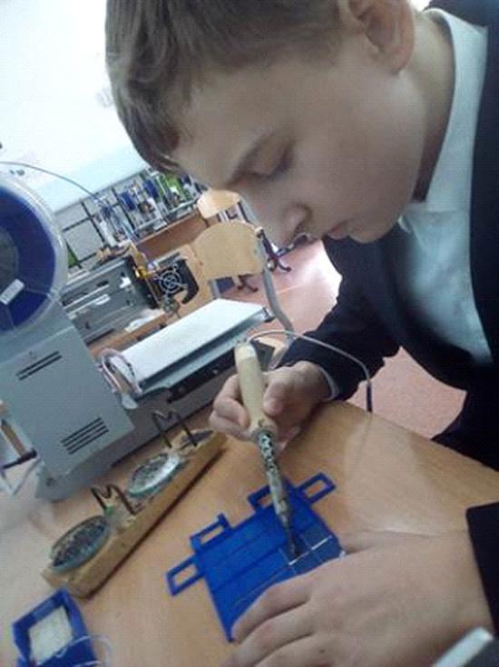 Школьник из Сургута предложил одно из лучших решений для энергообеспечения Российской Арктики