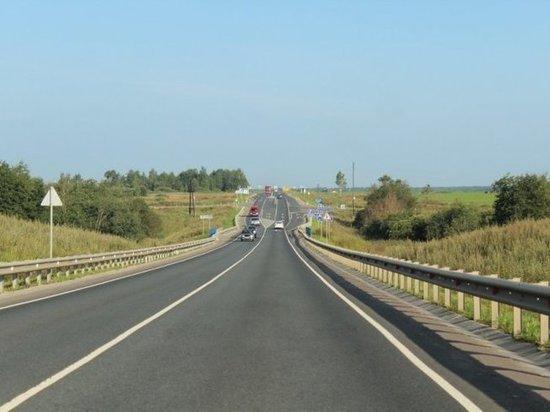 Трасса М-9