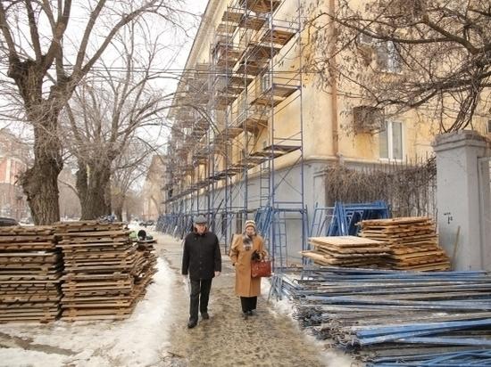 На Доме Павлова заменят крышу и отреставрируют фасад