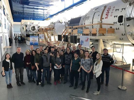 Казанский оркестр La Primavera исполнил мировую премьеру «Космической сюиты» для космонавтов, находящихся на МКС
