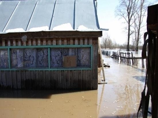 Половодье в Татарстане: подтоплены жилые дома, дорога и мосты