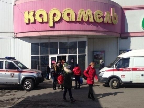 По результатам прокурорской проверки в Иркутске закрыт торговый центр «Карамель»