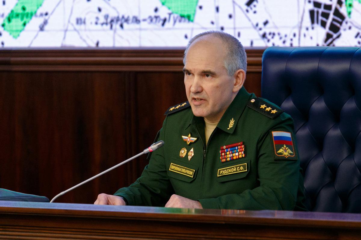 Минобороны РФ подтвердило перехват 12 выпущенных западной коалицией ракет по военному аэродрому под Дамаском