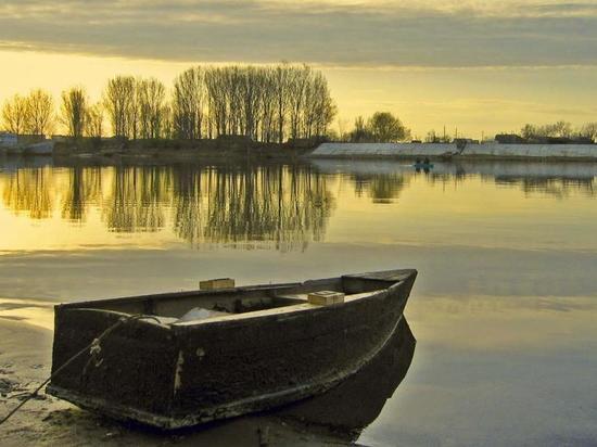 В Астрахани воруют лодки