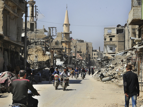 Ракеты счастья: скрытые итоги удара Трампа по Сирии