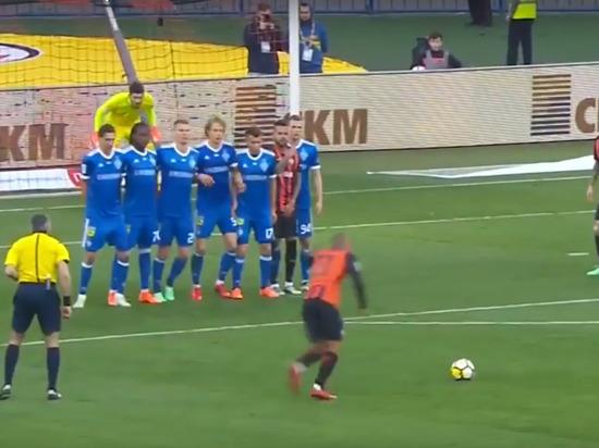 Украинский футбол: интрига в зоне АТО