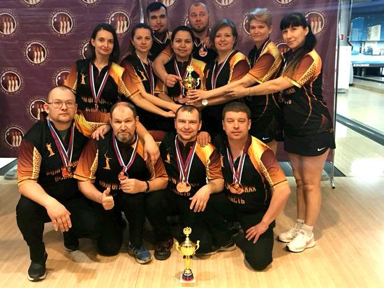 Волгоградцы привезли с чемпионата России по боулингу бронзовые трофеи