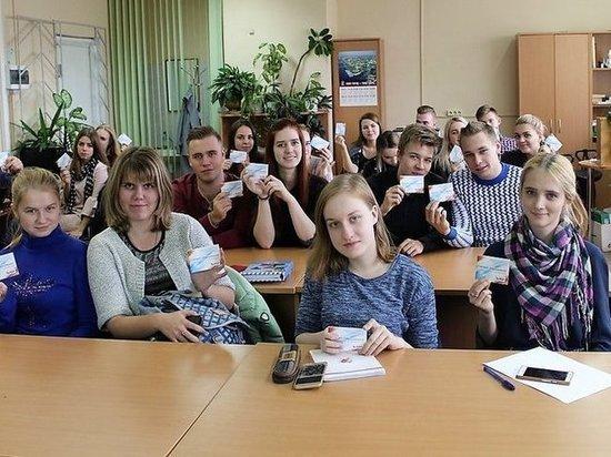 Ржевских студентов научили работать с документами