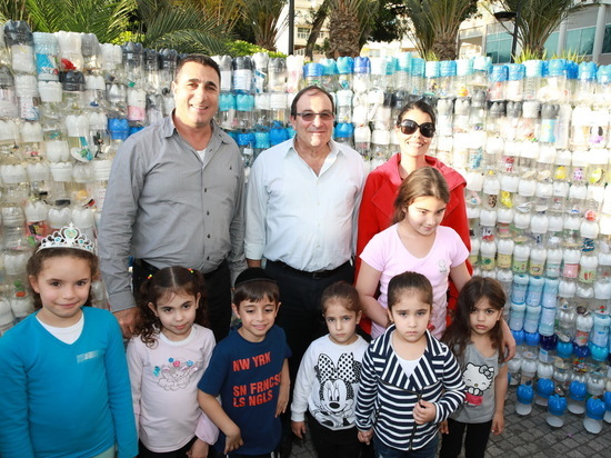 Дошкольники Ришон ле-Циона подготовили оригинальное поздравление к 70-летию государства Израиль