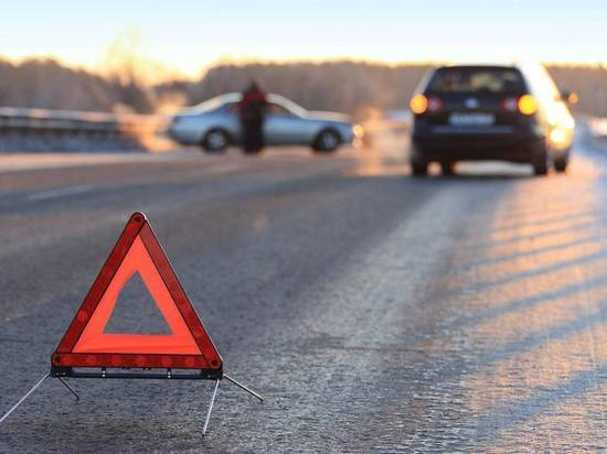Смерть на дороге. В Калмыкии в результате ДТП погибла женщина