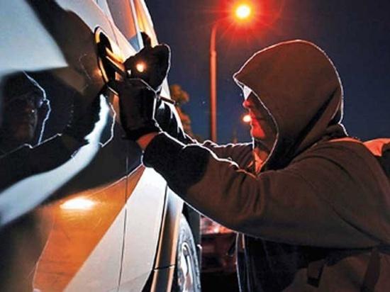 В Тверской области полицейские поймали угонщика