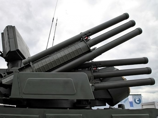 Военное ведомство заявило о 100% эффективности тульских «Панцирей» в Сирии