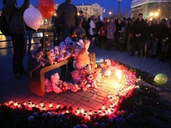 Игрушки, которые астраханцы принесли в память о трагедии в Кемерово, отдадут в малообеспеченные семьи