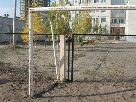 Мальчик травмирован футбольными воротами на востоке Москвы