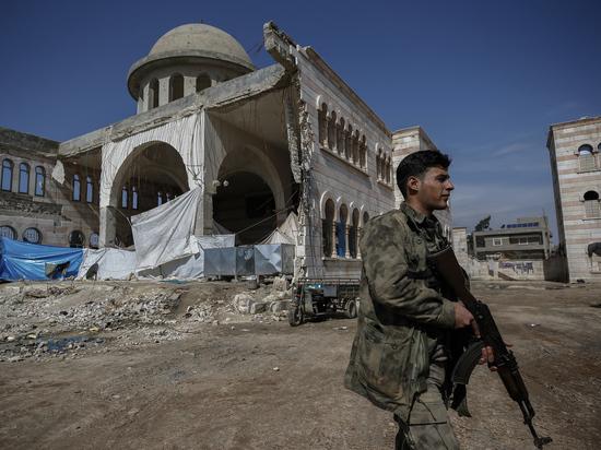В сирийской Думе вспыхнули бои между силами Асада и боевиками