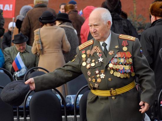 Ветеранам выплатят по 10 тысяч рублей к 9 мая