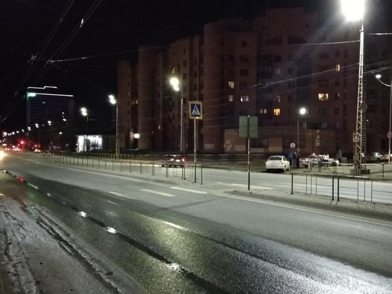 Ночь и переход: в Петрозаводске на улице Чапаева сбили молодого пешехода