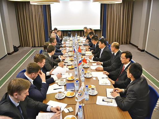 Китайцы планируют построить газохимическое производство в Калужской области