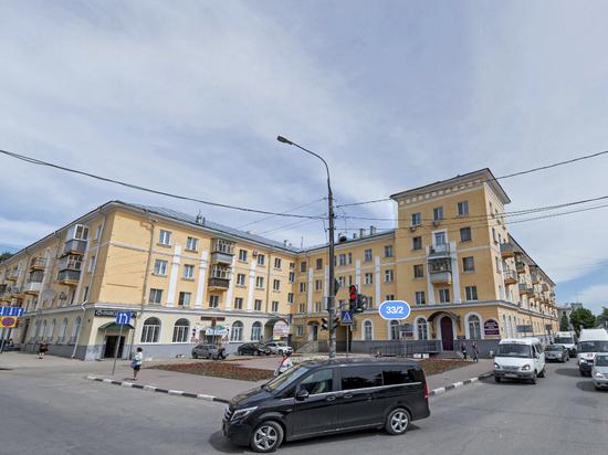 В Ульяновске от огня пострадало здание Роскомнадзора