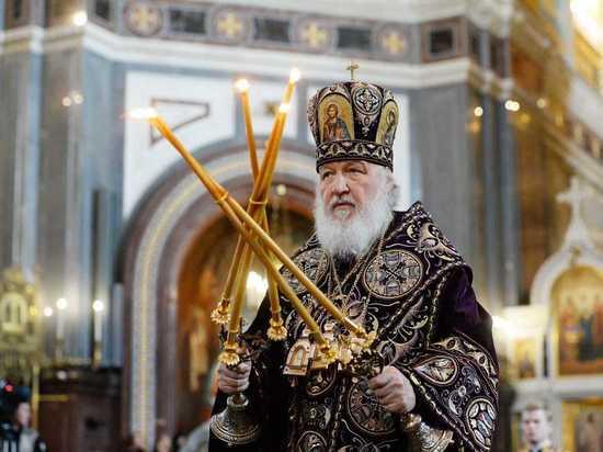 Патриарх Кирилл посетит Кемерово
