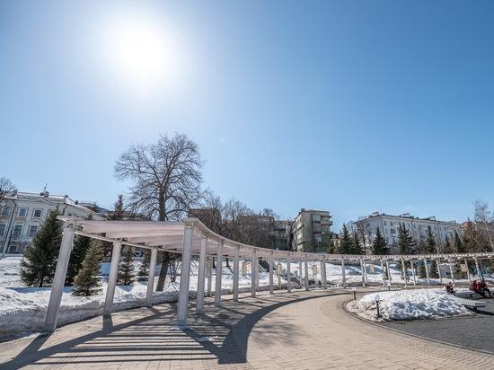 В Мордовии 17 апреля потеплеет до плюс 20