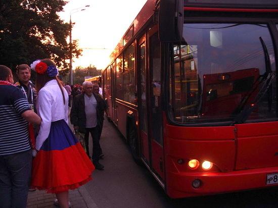 Вдвое предложили повысить тариф за проезд в Казани московские разработчики транспортной схемы