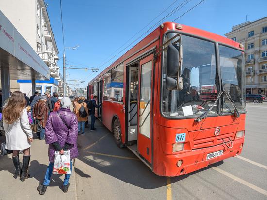 Казань запуталась в транспортных сетях