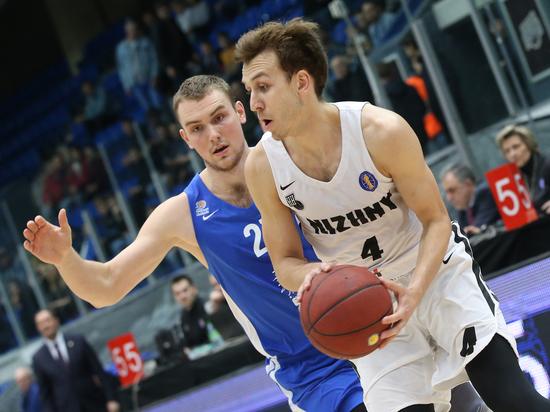 Баскетбольный клуб «Нижний Новгород» проиграл «Енисею» из Красноярска