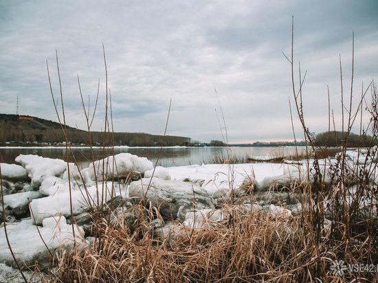 Ледоход на Кие ждут на севере Кузбасса