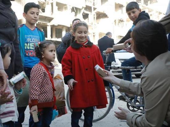 У Югры и Сирии - перспективное сотрудничество