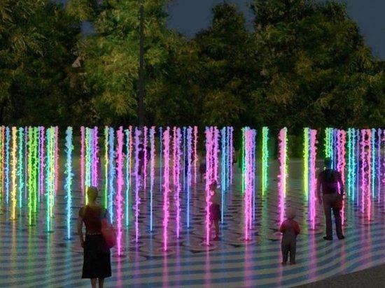 К чемпионату мира по футболу в Москве запустят сухой фонтан