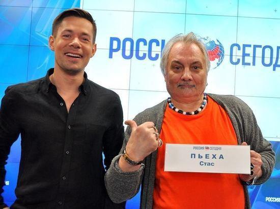 В Крыму Стас Пьеха вдохновился и захотел открыть здравницу