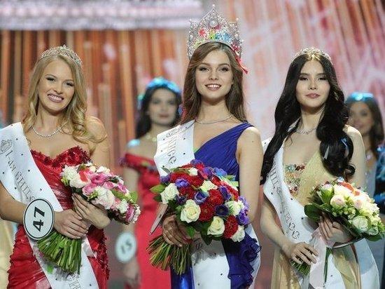 Самой красивой девушкой России стала 18-летняя студентка из Чувашии