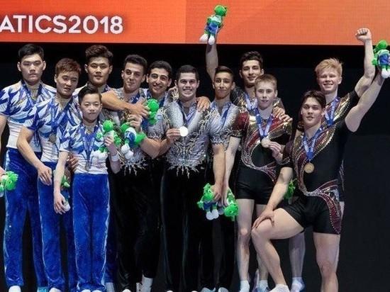 Кировчанин завоевал «бронзу» чемпионата мира по спортивной акробатике