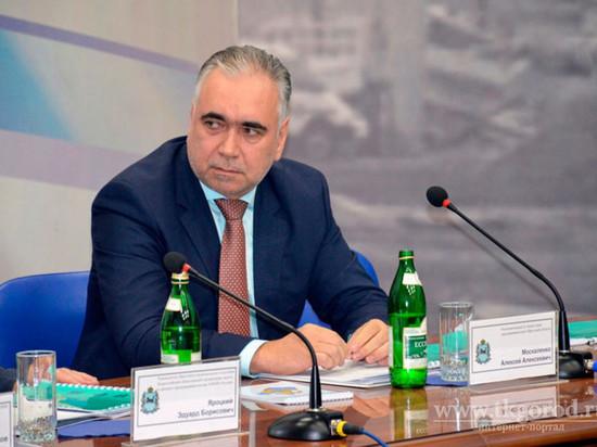 Бизнес-омбудсмен Иркутской области Алексей Москаленко покинул свой пост