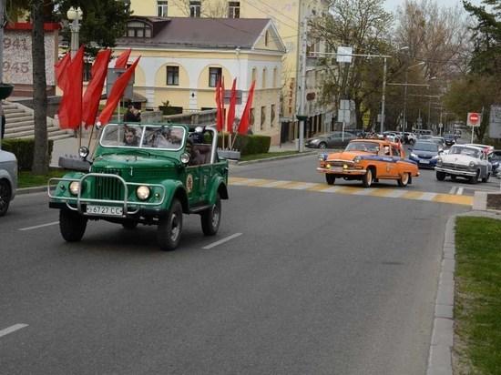 В Ставрополе стартовала акция, посвященная 73-й годовщине Победы в Великой Отечественной войне