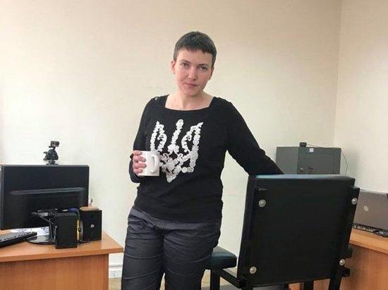 Стало известно, какие вопросы не задали Надежде Савченко на полиграфе