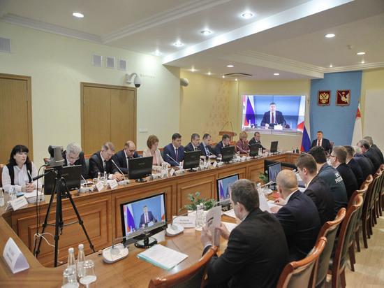 В Вологодской области планируется расширить дорогу «Вологда – Новая Ладога»