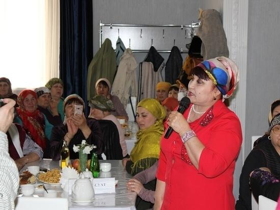 Жительницы Нефтекумья - за воспитание девочек в духе хранительниц семейного очага