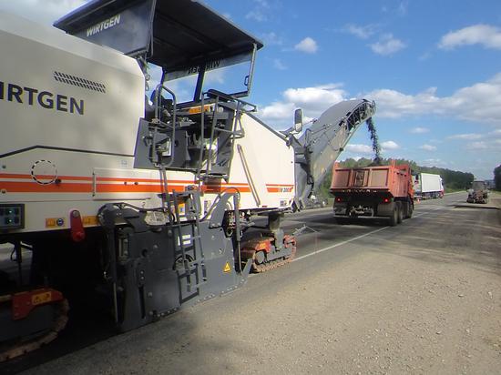 Федеральные дорожники Алтая открыли строительный сезон