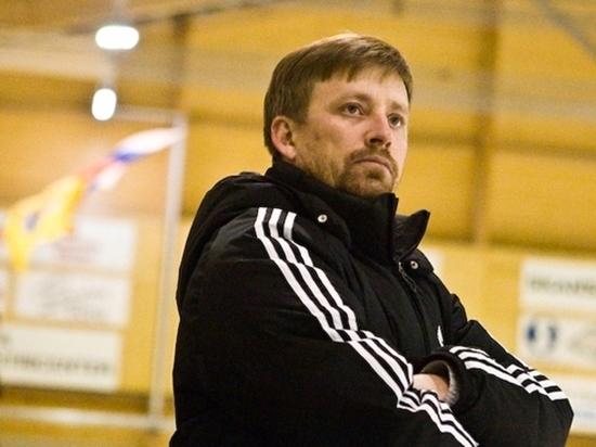 Главным тренером «Байкал-Энергии» стал Андрей Рушкин