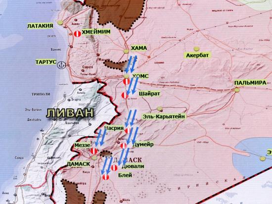Коалиция подтвердила контакты с Россией во время ударов по Сирии