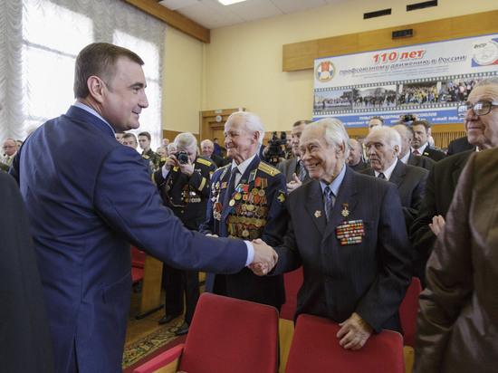17 апреля -  День ветерана органов внутренних дел и внутренних войск.