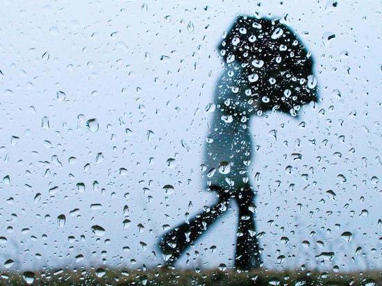 Вечером на Тверь обрушится дождь