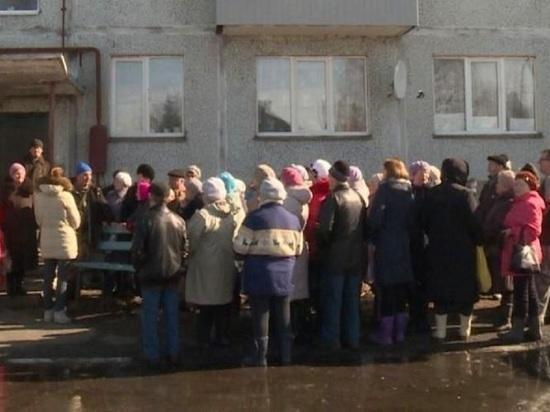 Обсчитвшаяся теплоснабжающая организация взвалила свои проблемы на жителей Холмогор