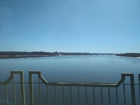 В реках юго-запада и центра Костромской области стремительно прибывает вода