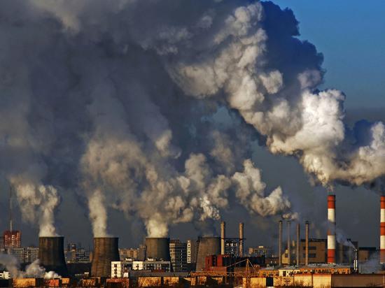 Сероводород и гарь: в столице опять плохо пахнет
