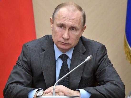 СМИ: Путин попросил чиновников снизить градус антиамериканской риторики