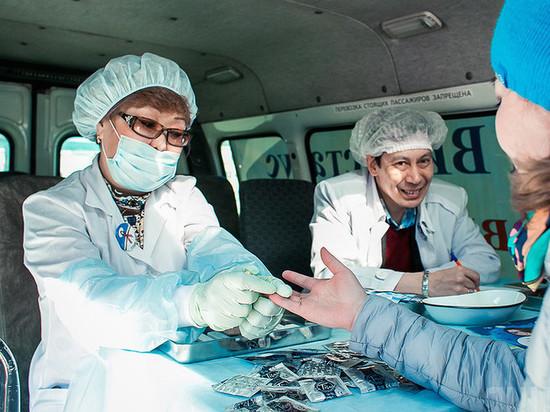 В Якутии напряженная ситуация с ВИЧ